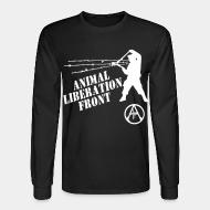 Long sleeves Animal liberation front