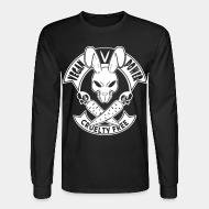 Long sleeves Vegan power cruelty free