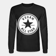 Long sleeves Vegan all star defend animals