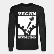 Long sleeves Vegan revolution