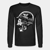 Long sleeves Meat is murder