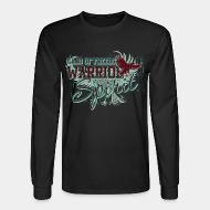 Long sleeves Land of freedom Warrior spirit