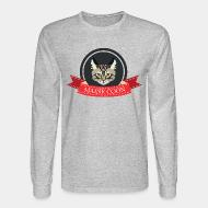 Long sleeves Maine Coon Cat