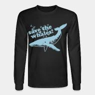 Long sleeves save the whales