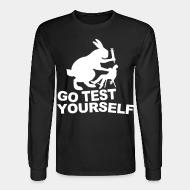 Long sleeves Go test yourself