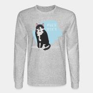 Long sleeves American Polydactyl Cat