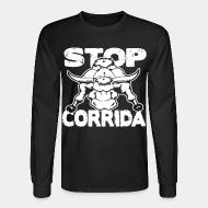 Long sleeves stop corrida