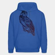 Hooded Sweatshirt bird