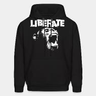Hooded Sweatshirt Liberate
