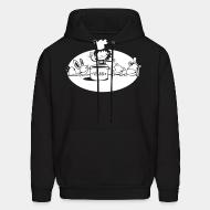 Hooded Sweatshirt Vegan