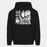 Hooded Sweatshirt Animal testing