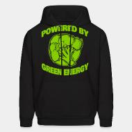 Hooded Sweatshirt powered by green energy