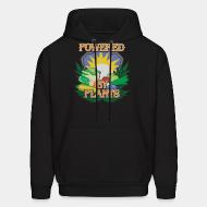 Hooded Sweatshirt powered by plants