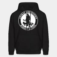 Hoodie Animal liberation direct action