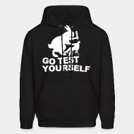 Hoodie Go test yourself
