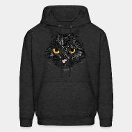 Hoodie Cats Face