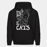 Hoodie The king of the cats