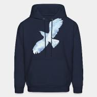 Hooded Sweatshirt Fly