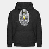 Hooded Sweatshirt Fashion animals