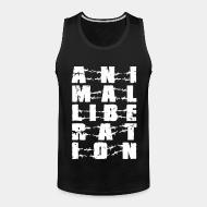 Tank top Animal liberation
