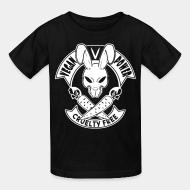 Kid tshirt Vegan power cruelty free