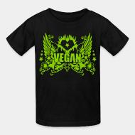 Children t-shirt Vegan