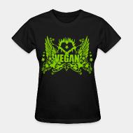 Women's t-shirt Vegan