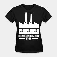 Women's t-shirt �levage industriel stop