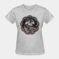 Women's t-shirt bird