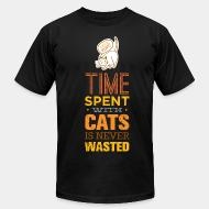 Time spent with cats is never wasted