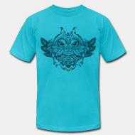 American Apparel t-shirt Bird