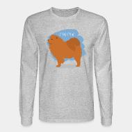 Long sleeves Chow chow