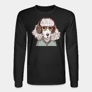 Long sleeves Miniature Poodle