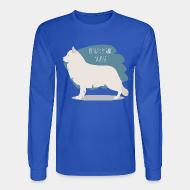 Long sleeves Berger blanc suisse