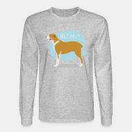 Long sleeves Belgian Mastiff