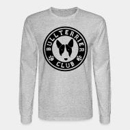 Long sleeves Bull Terrier Club