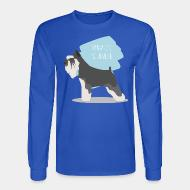 Long sleeves Miniature Schnauzer