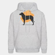 Hooded Sweatshirt Majorca Shepherd Dog
