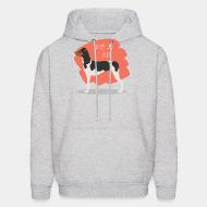 Hooded Sweatshirt Brazilian Terrier