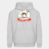 Hooded Sweatshirt Chinese Crested