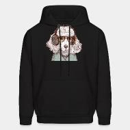 Hooded Sweatshirt Miniature Poodle