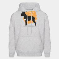 Hooded Sweatshirt Cane Corso italiano