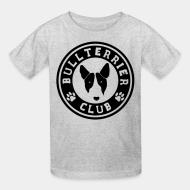 Kid tshirt Bull Terrier Club