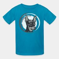 Children t-shirt Toy Terrier Club