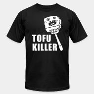 American Apparel t-shirt tofu killer