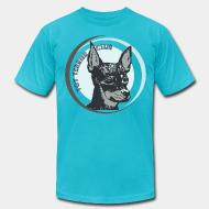 American Apparel t-shirt Toy Terrier Club