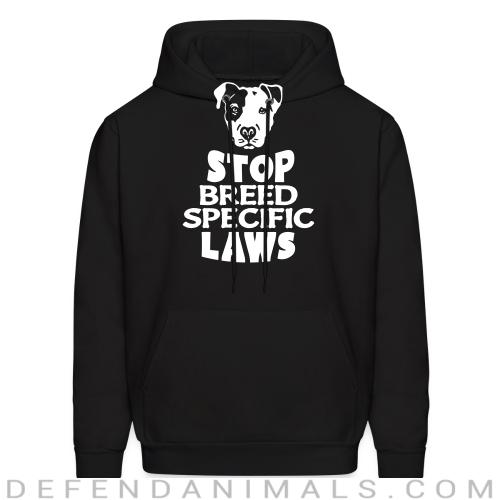 Stop breed specific laws - Dogs Lovers Hooded sweatshirt