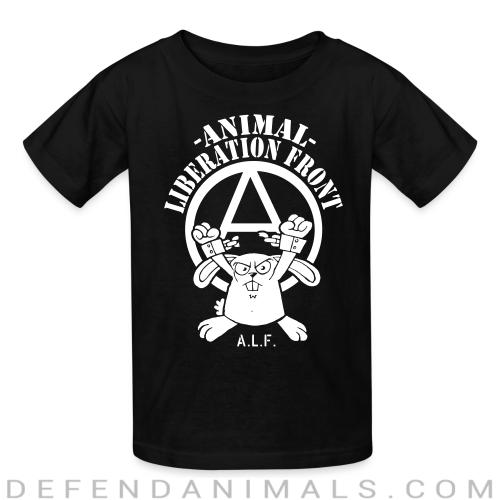 Children t-shirt Animal liberation front  - Animal Rights Activism