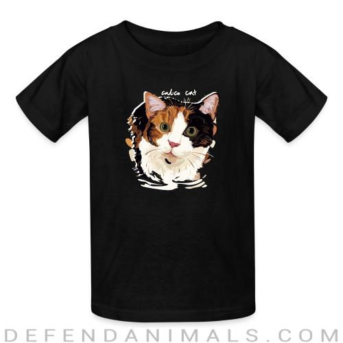 calico cat  - Cats Lovers Kids t-shirt