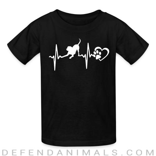 Dog Breeds Kids t-shirt - Dog Breeds Kids t-shirt